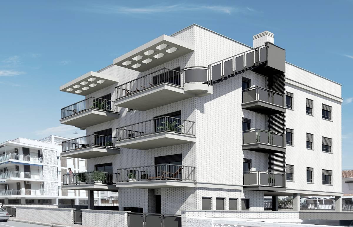 Mi vivienda nueva pisos obra nueva en elche y santa pola for Pisos obra nueva alicante