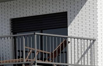 Carpintería exterior aluminio